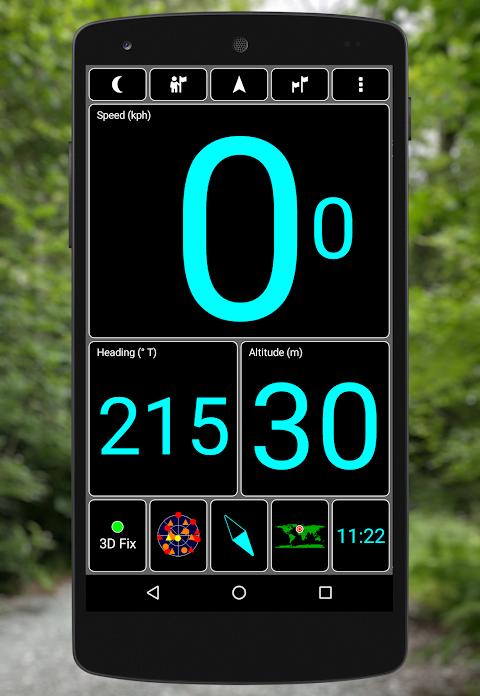 GPS Test 1.5.8 Screen 5