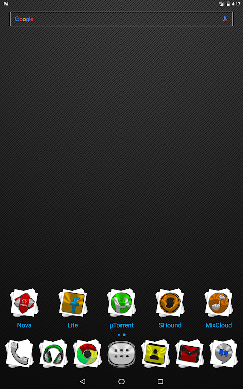 Android Stacks Icon Pack v4.2 Screen 8