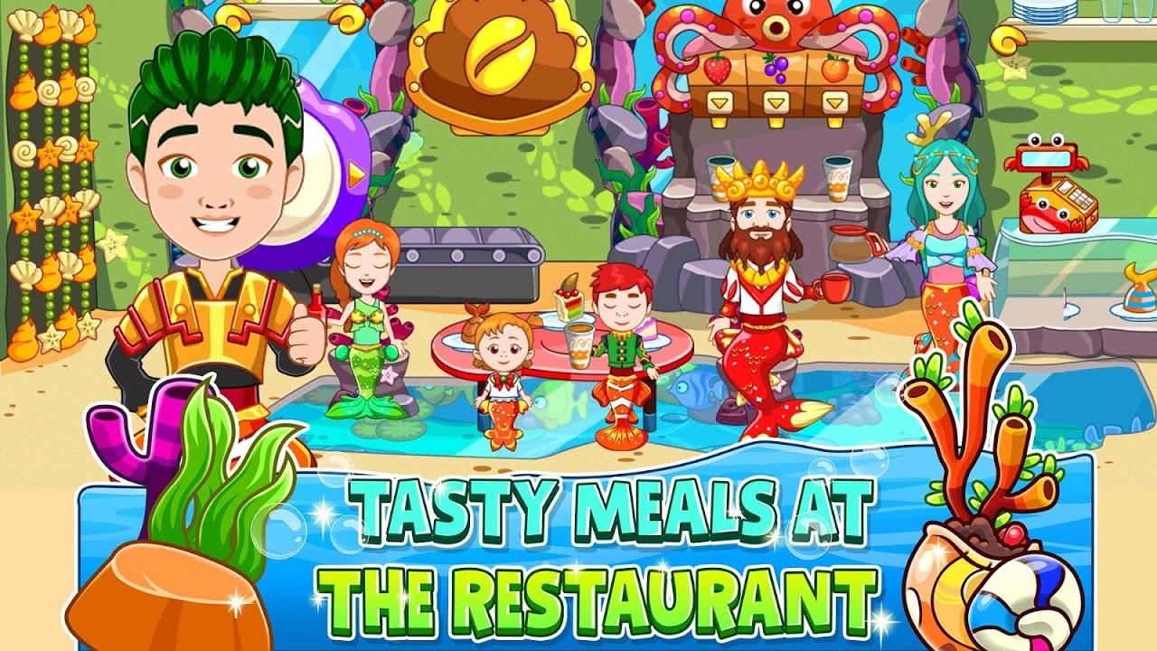 Wonderland : Little Mermaid 1.0.150 Screen 2