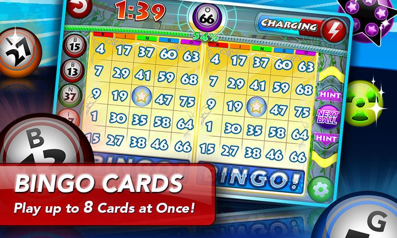 Android Bingo Rush 2 Screen 4