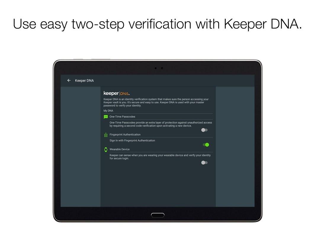 Keeper 12.0.0 Screen 14