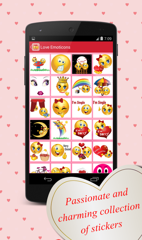 Love Stickers 1.9 Screen 3