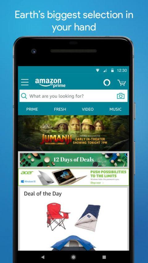 Amazon Shopping 16.5.0.100 Screen 10