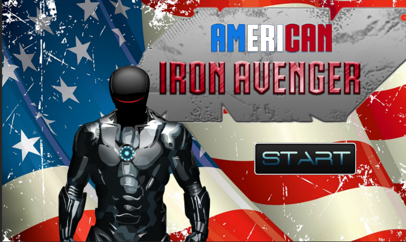 Android American Iron Avenger Screen 6