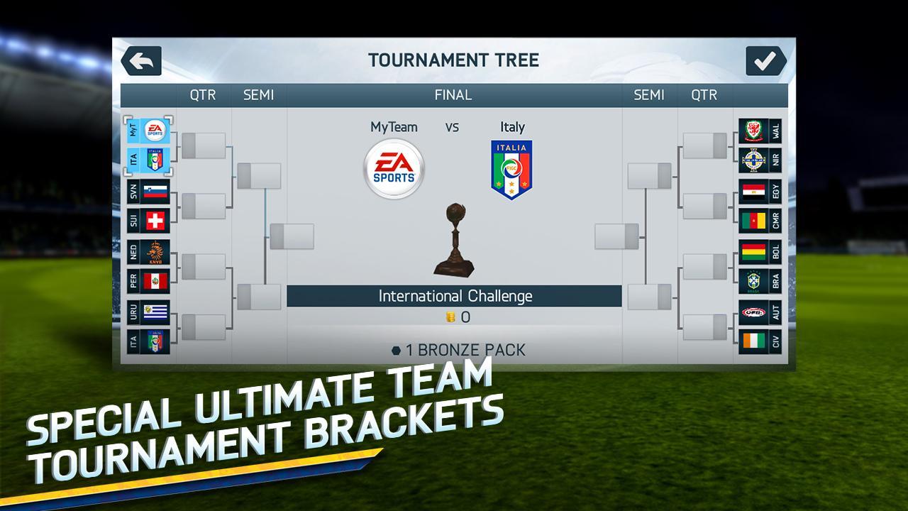 Android FIFA 14 International Screen 6