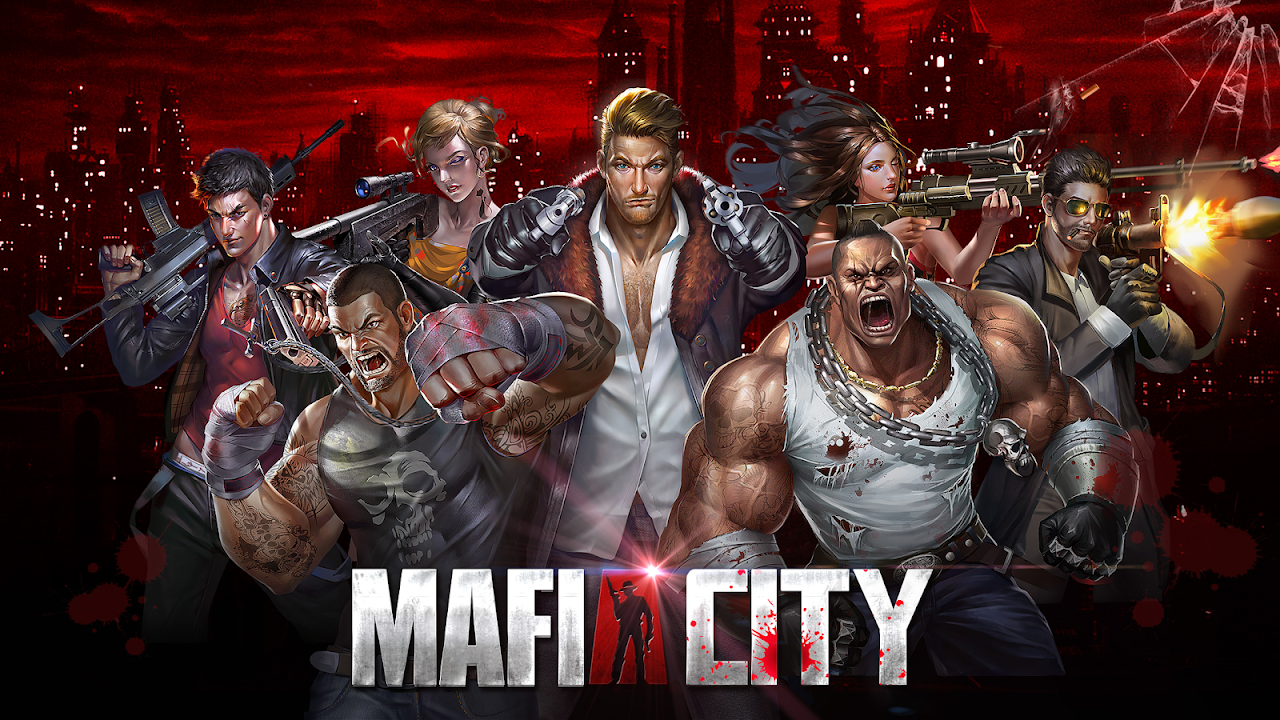 Mafia City 1.3.365 Screen 1