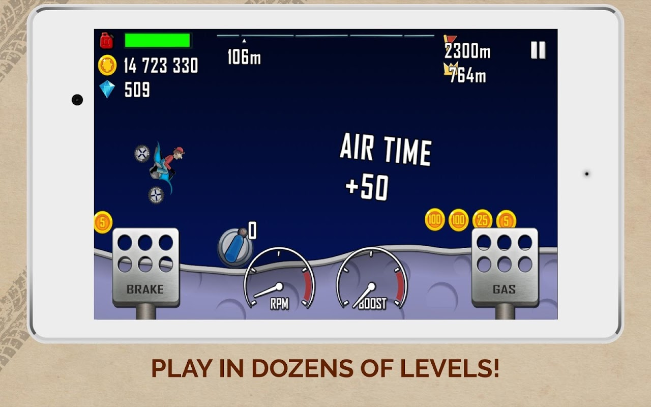 Hill Climb Racing 1.40.0 Screen 11