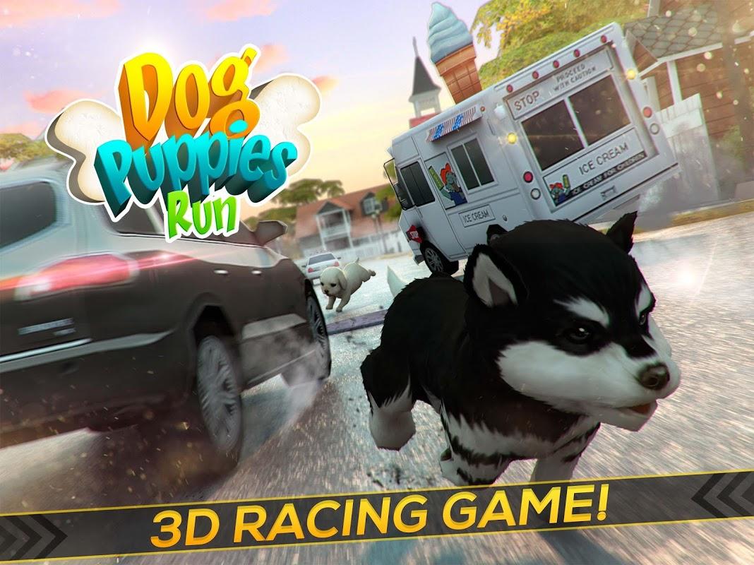 Dog Puppies Run! 1.3.0 Screen 3