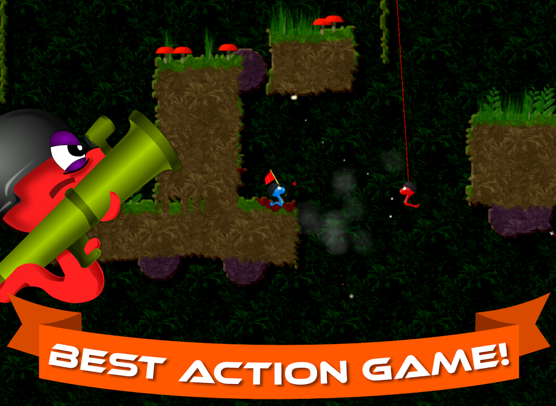 Android Annelids: Online battle Screen 8