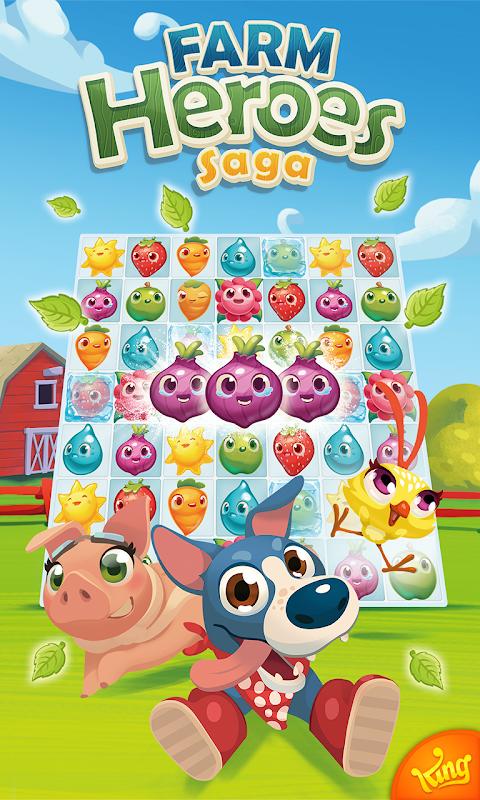 Android Farm Heroes Saga Screen 7