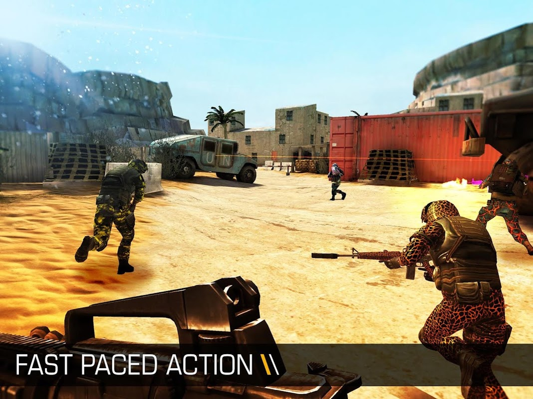 Bullet Force 1.60 Screen 1