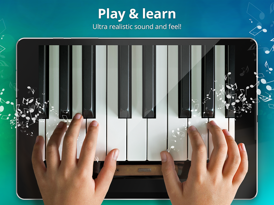 Android Piano Free - Keyboard with Magic Tiles Music Games Screen 8