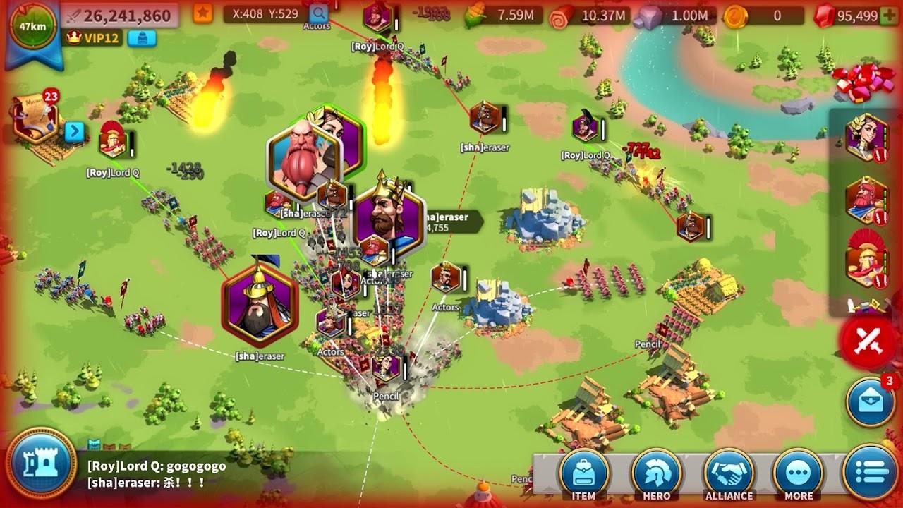 Rise of Civilizations 1.0.6.15 Screen 3
