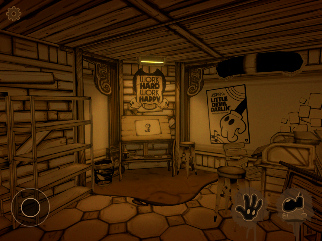Android Bendy and the Ink Machine Screen 13