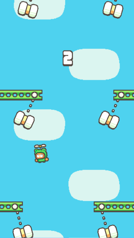 Android Swing Copters 2 Screen 3