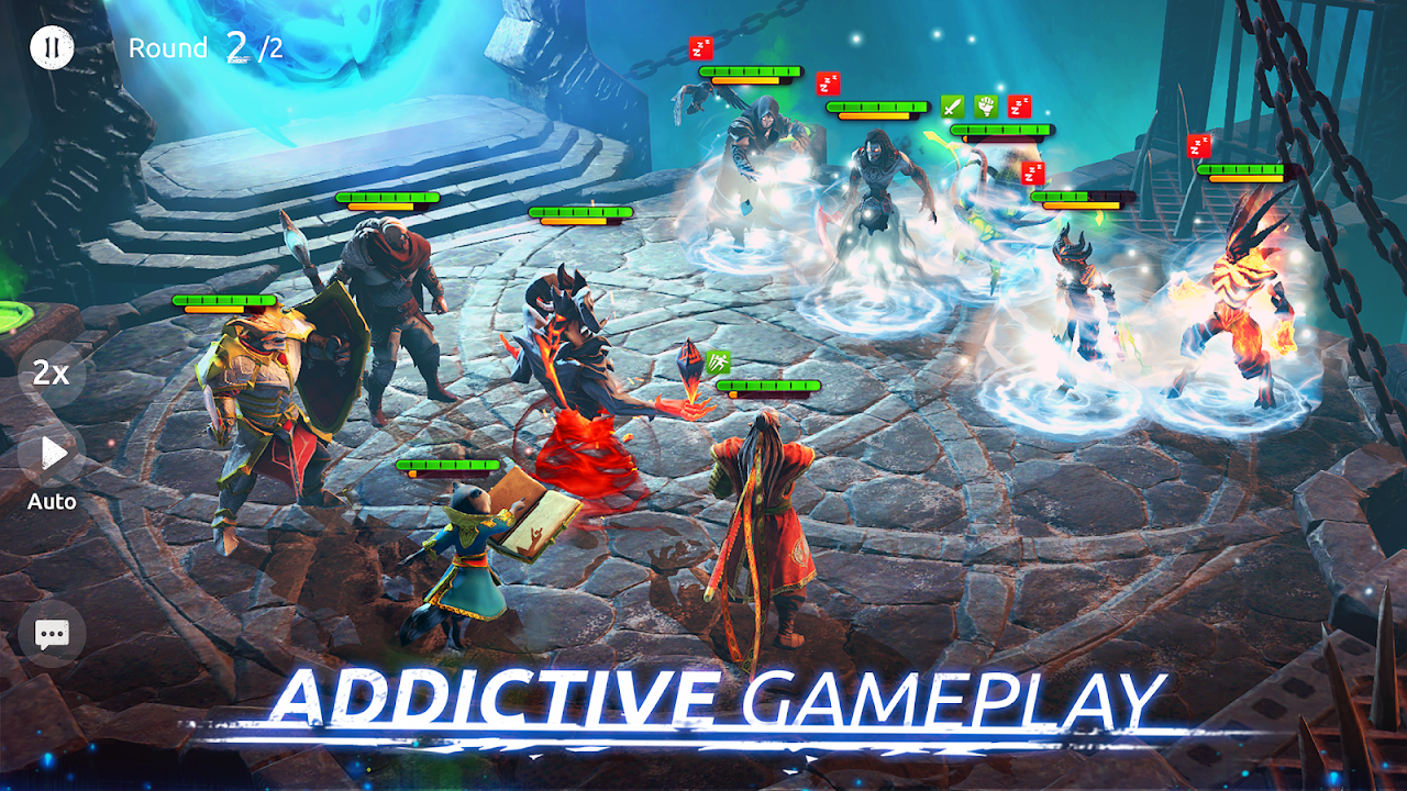 Android Age of Magic Screen 4