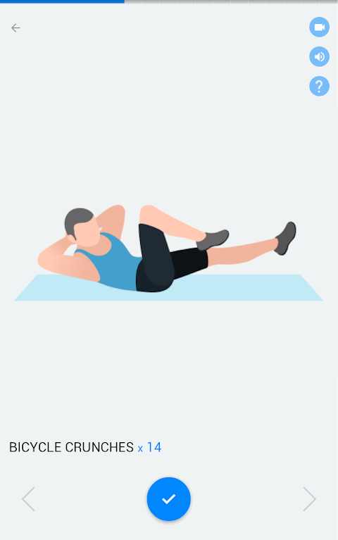 Six Pack in 30 Days - Abs Workout 1.0.10 Screen 7