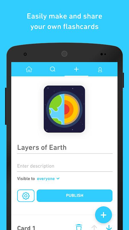 Tinycards by Duolingo: Fun & Free Flashcards 1.0 Screen 3