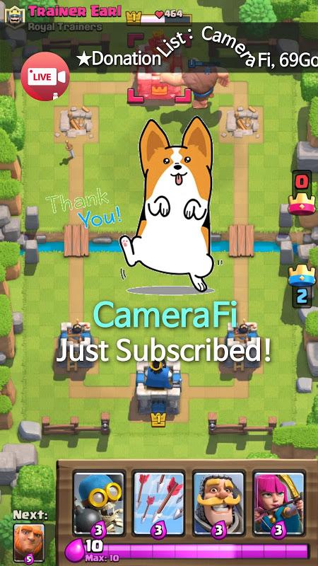 CameraFi Live 1.9.33.0928 Screen 4
