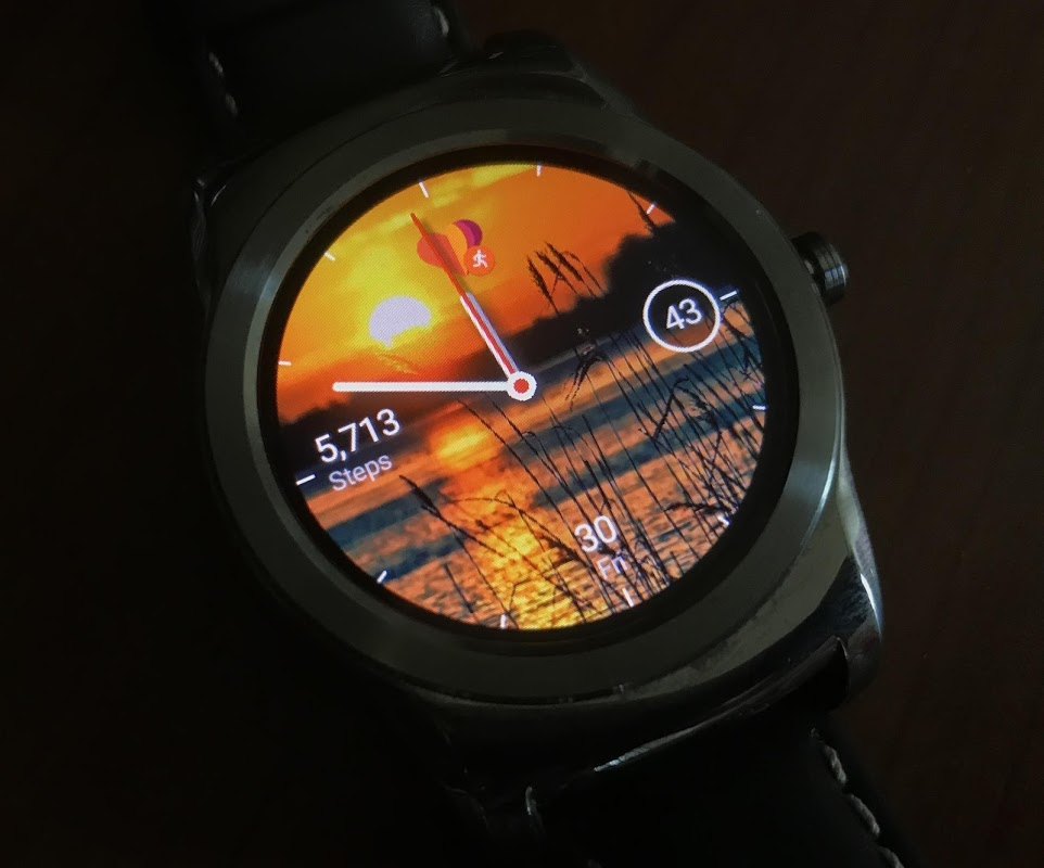 Android Photo Watch 2 (Wear OS) Screen 5