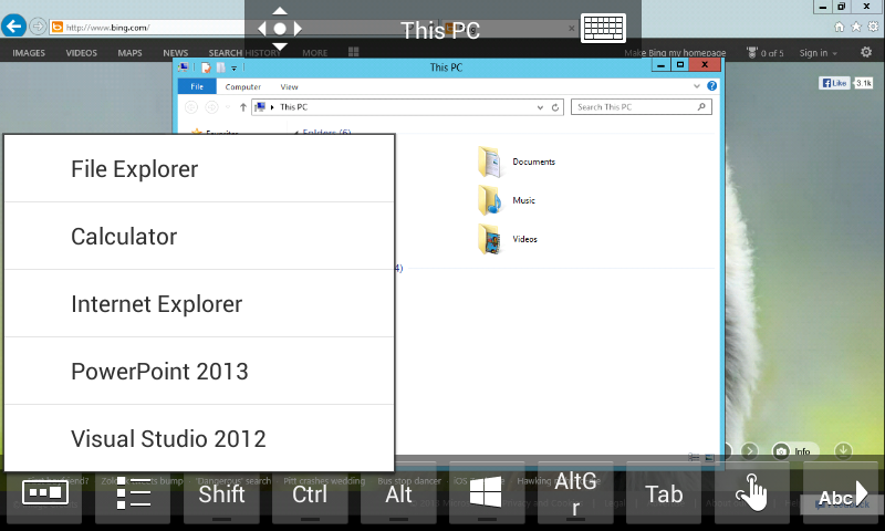 Microsoft Remote Desktop 8.0.5.24406 Screen 19