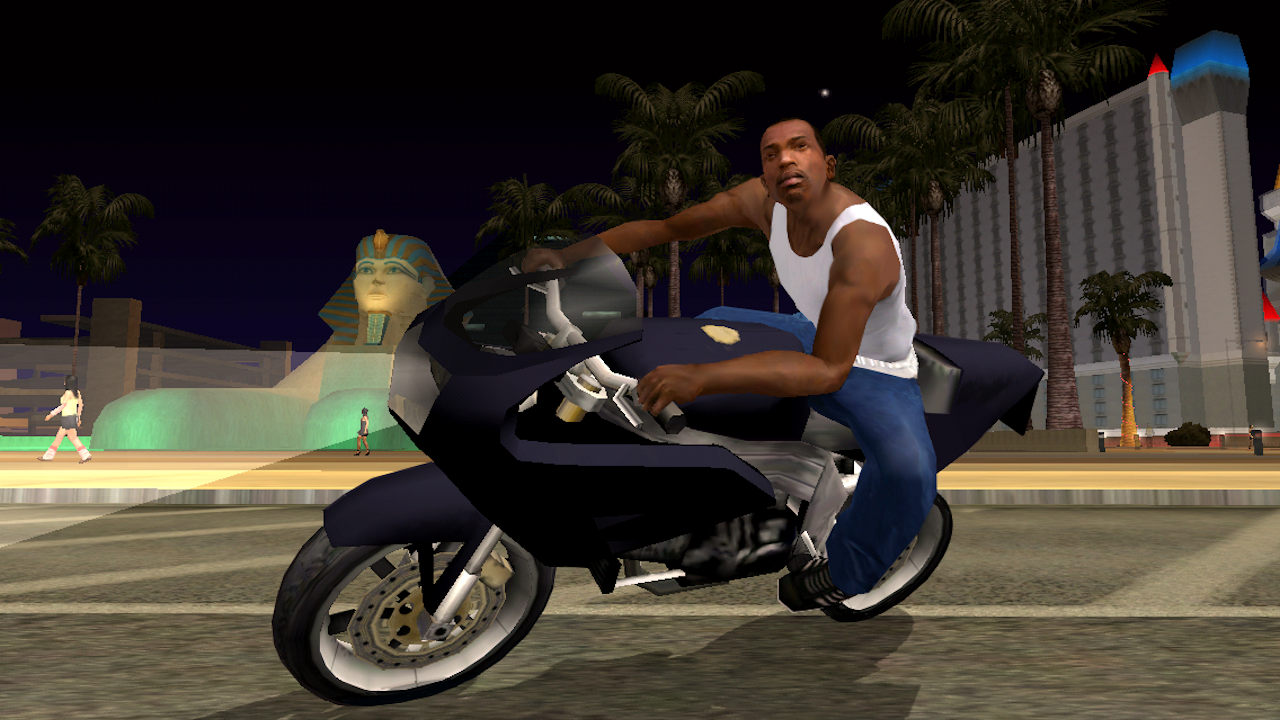 Grand Theft Auto: San Andreas 1 08 - v10 Androgamer APK Download by