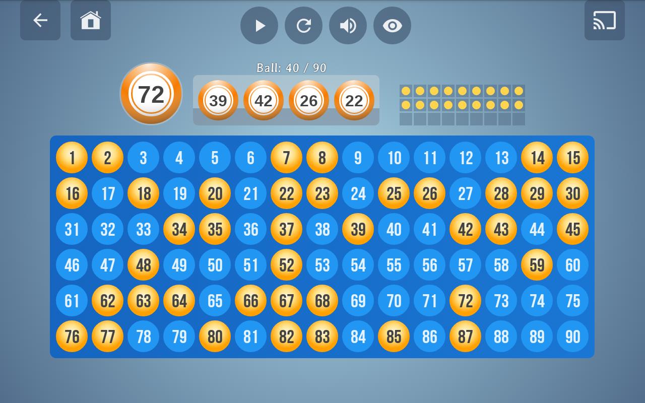 Bingo Set 1.3.0 Screen 11