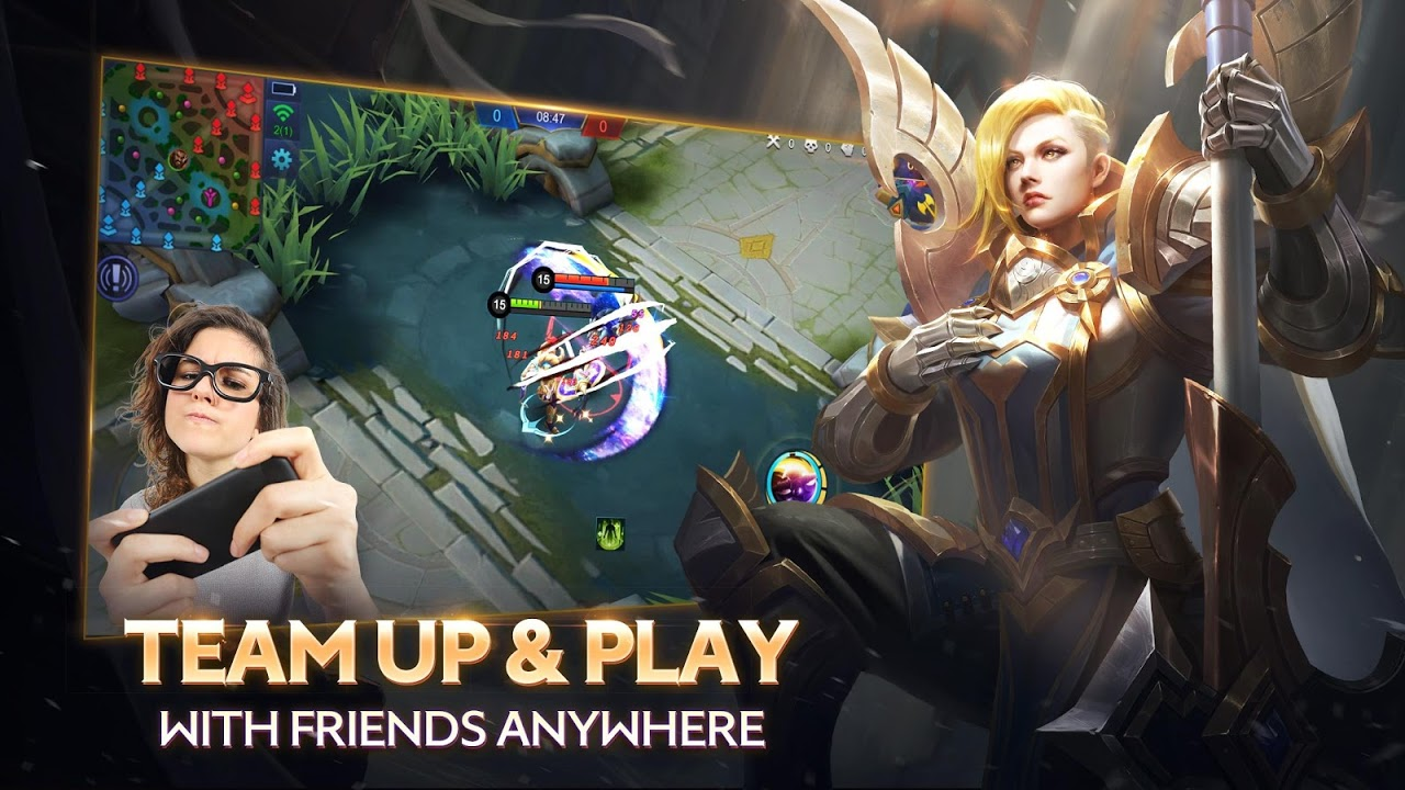 Mobile Legends: Bang bang 1.3.74.3971 Screen 3