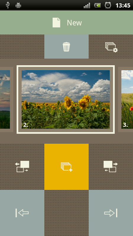 Android SlideFX Video Creator Screen 7