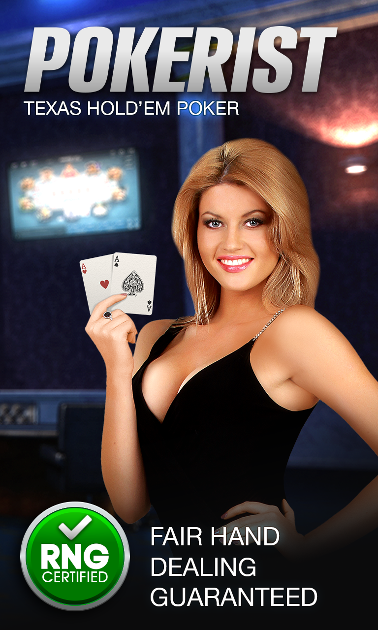 Android Pokerist: Texas Holdem Poker Screen 4