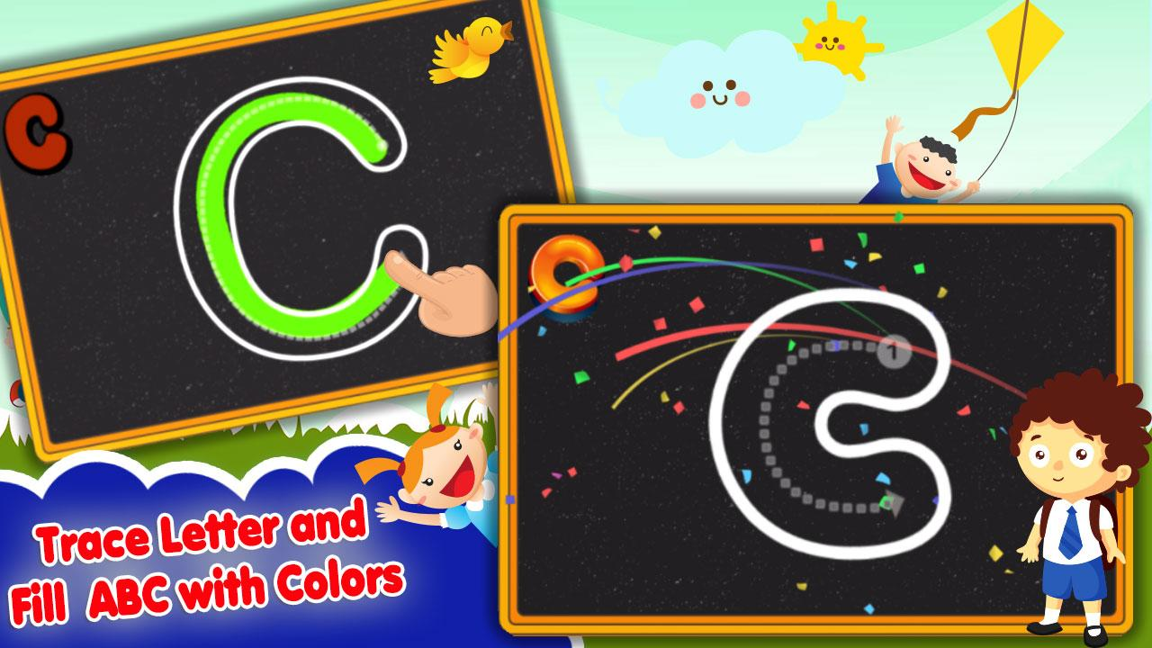abc 123 Tracing for Toddlers 1.2 Screen 4