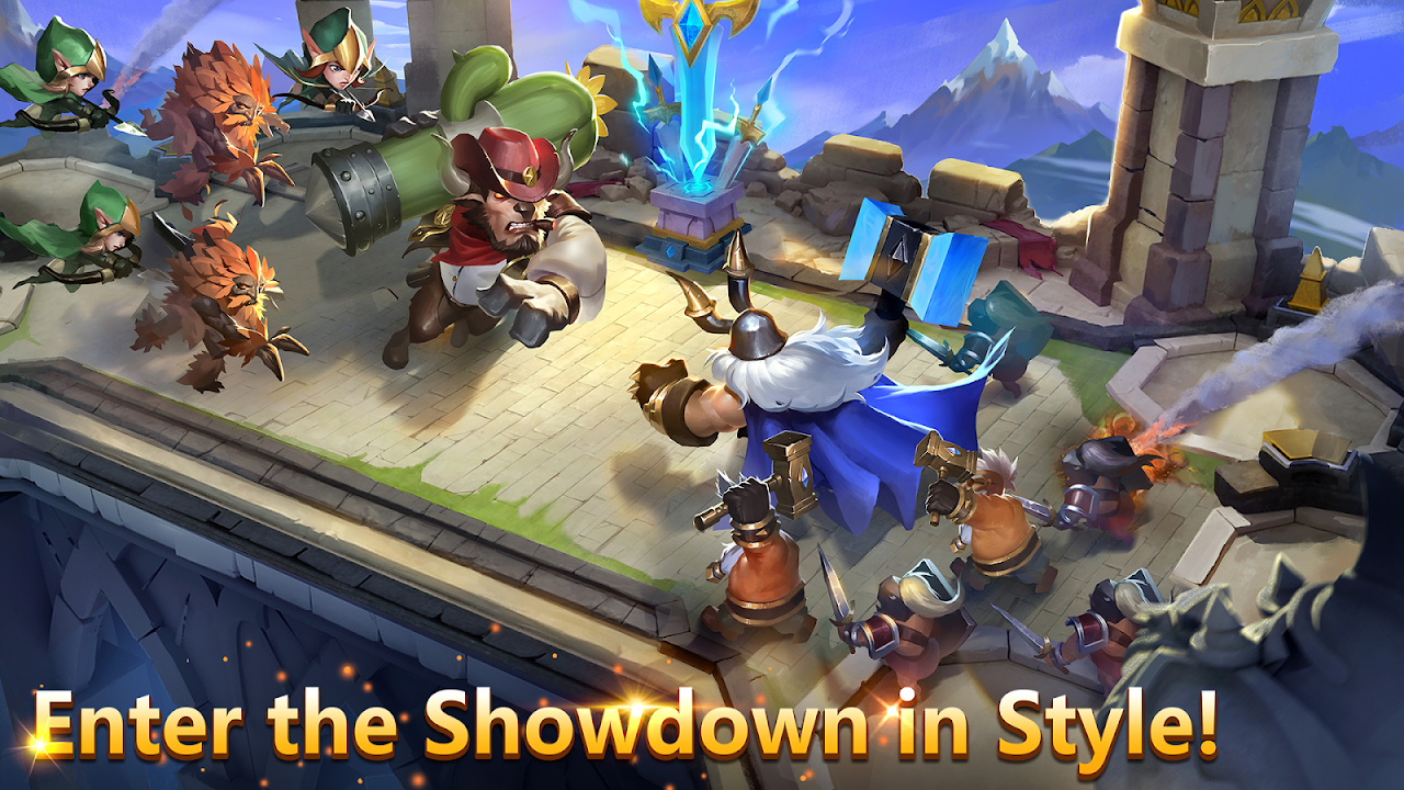 Castle Clash 1.4.1 Screen 3