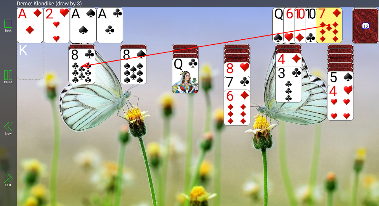 250+ Solitaire Collection 4.12.1 Screen 4