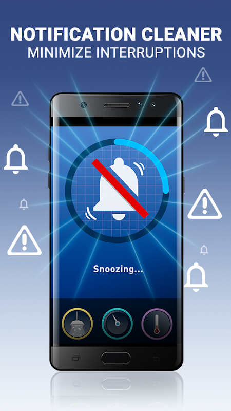 Android DFNDR: Antivirus, Booster & Cleaner Screen 4