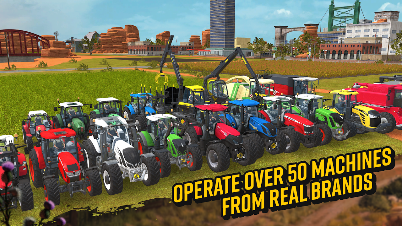 Android Farming Simulator 18 Screen 4