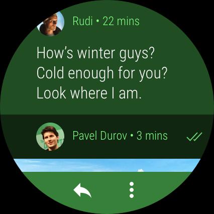Telegram 4.9.1 Screen 4