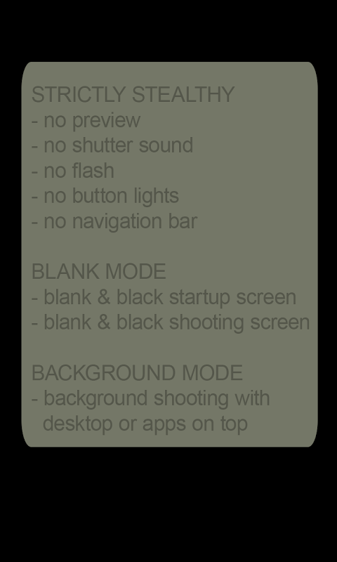 Mobile Background Camera 4.4.006 Screen 2