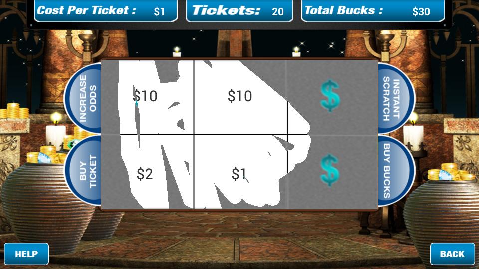 Scratch N Win 7.8c Screen 3