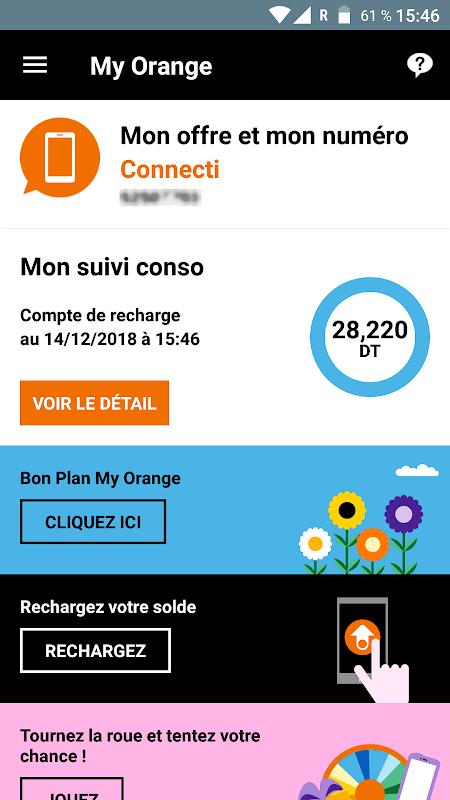 My Orange Tunisie 3 2 APK Download by Orange Tunisie