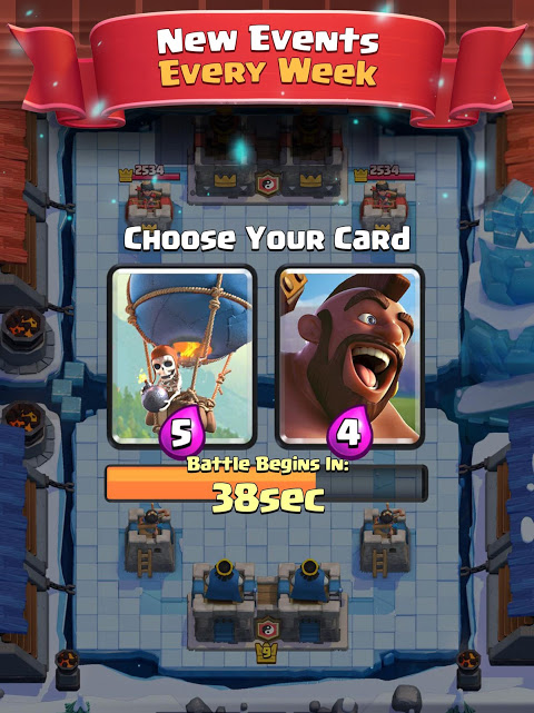Clash Royale 2.4.0 Screen 9