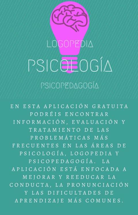 Psicología y Logopedia 5.0.0 Screen 3