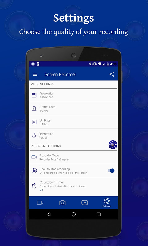 Screen Recorder 9.4.3 Screen 6