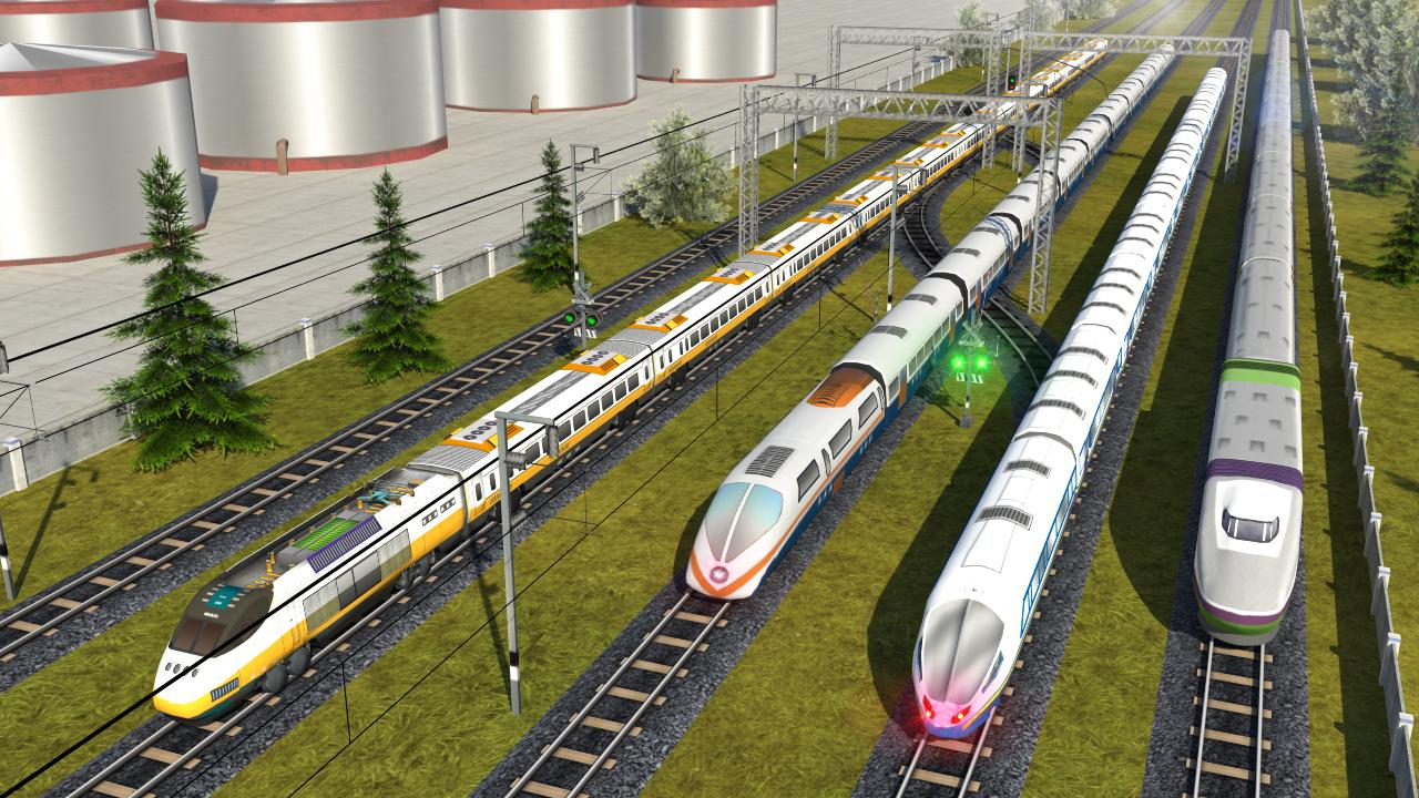 Indian Bullet Train Simulator 1.6 Screen 5