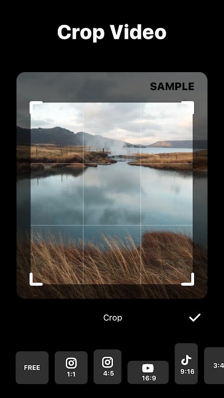 InShot - Video Editor & Video Maker 1.616.255 Screen 2