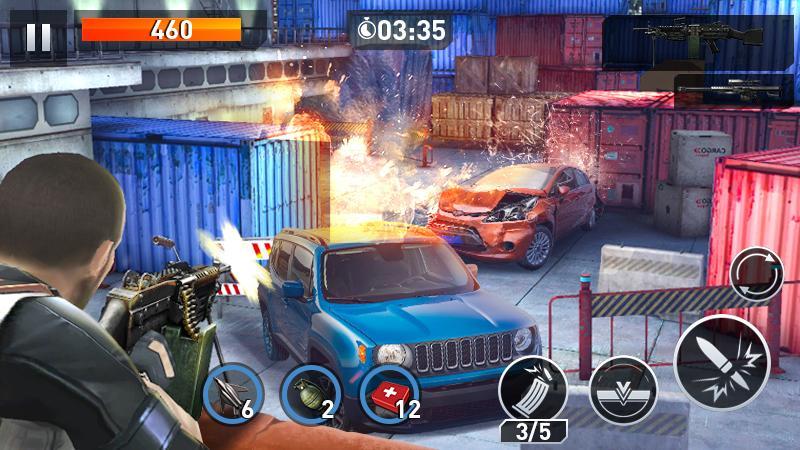 Elite Killer: SWAT 1.5.0 Screen 3