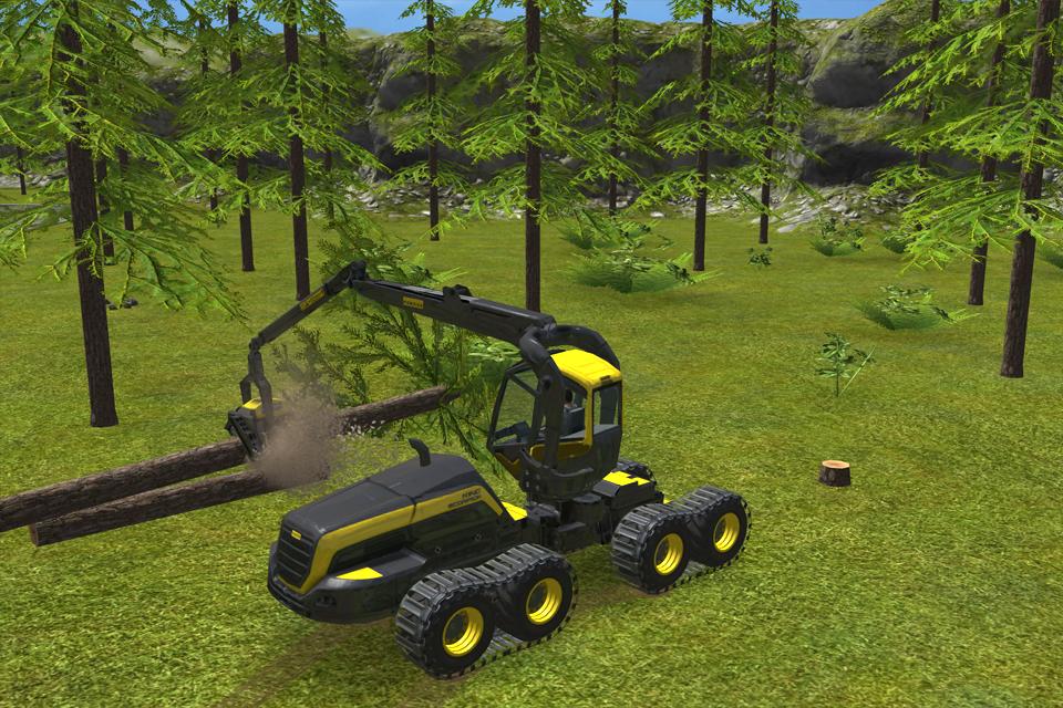 Android Farming Simulator 16 Screen 12