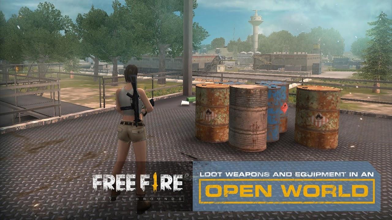 Free Fire - Battlegrounds 1.6.6 Screen 7