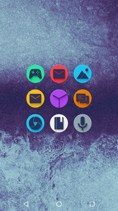 Android Almug - Icon Pack Screen 4