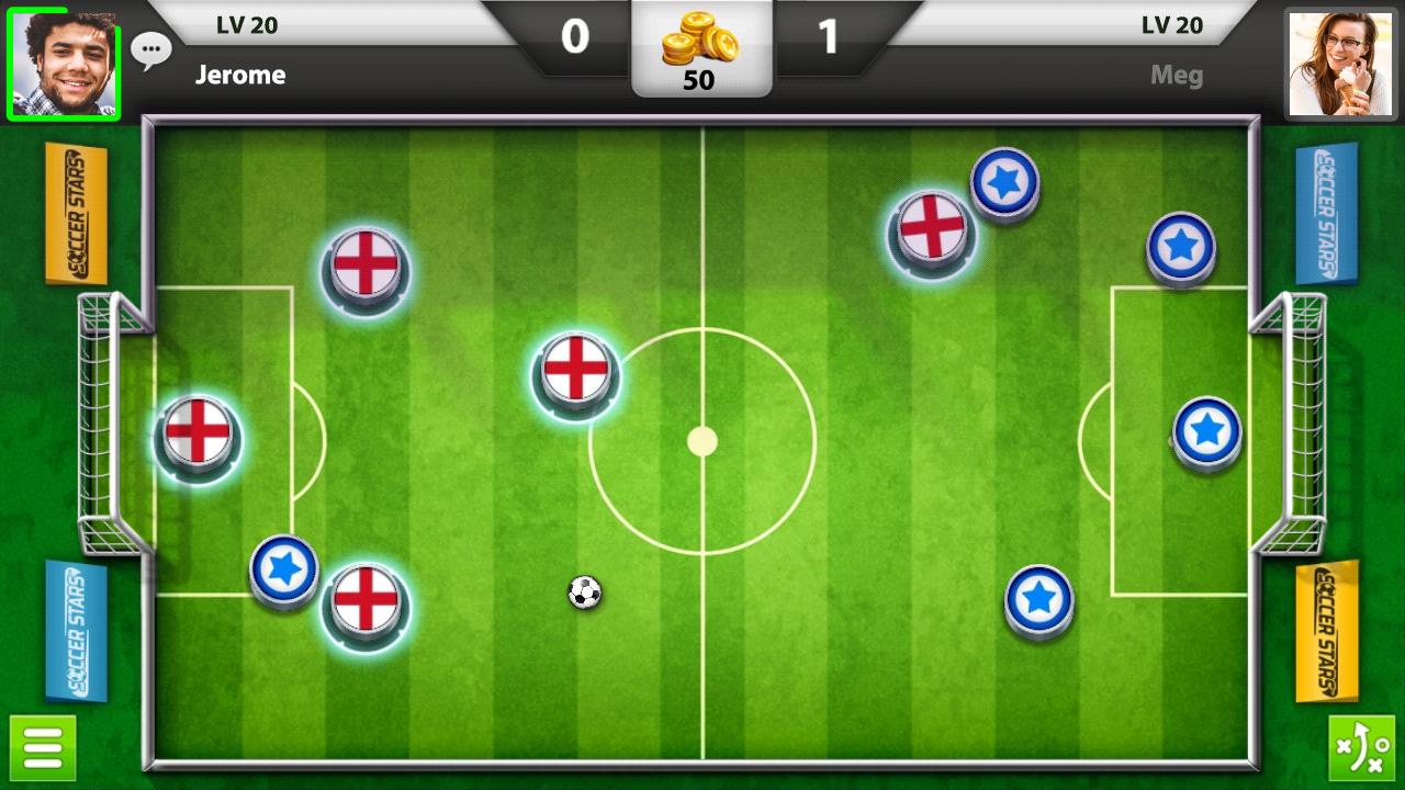 Soccer Stars 4.2.0 Screen 1
