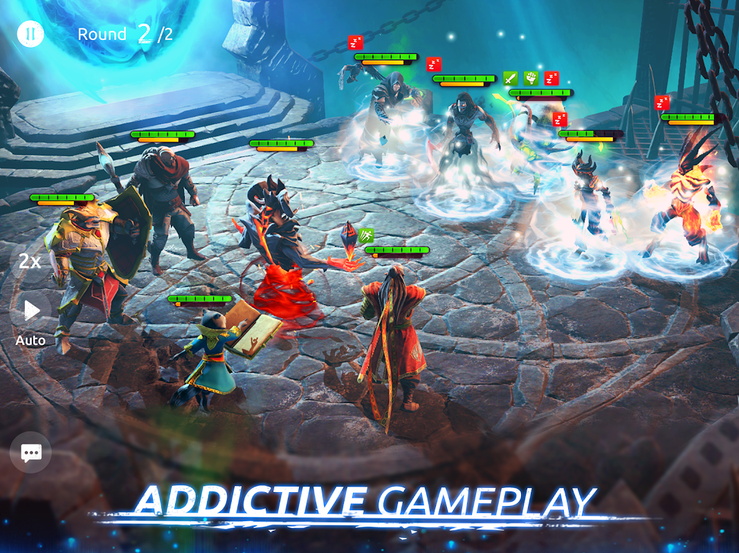 Android Age of Magic Screen 13